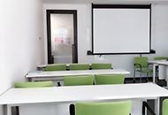环球教育教室环境